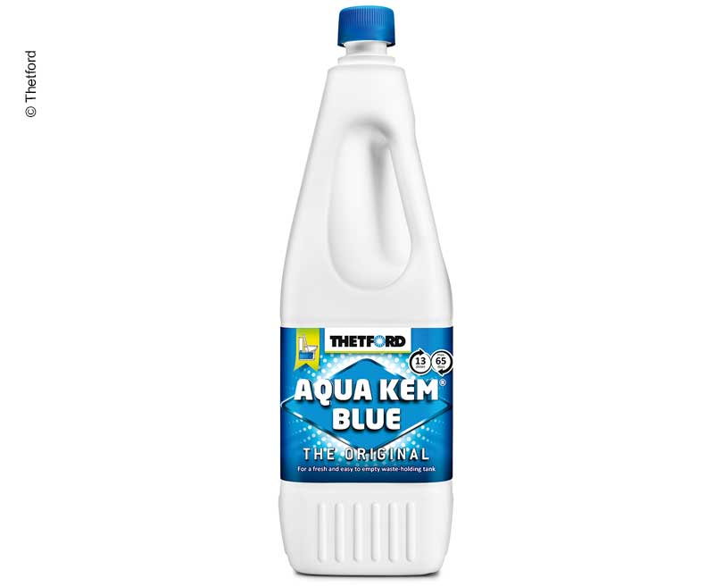 Aqua Kem Blue chémia do WC 2l