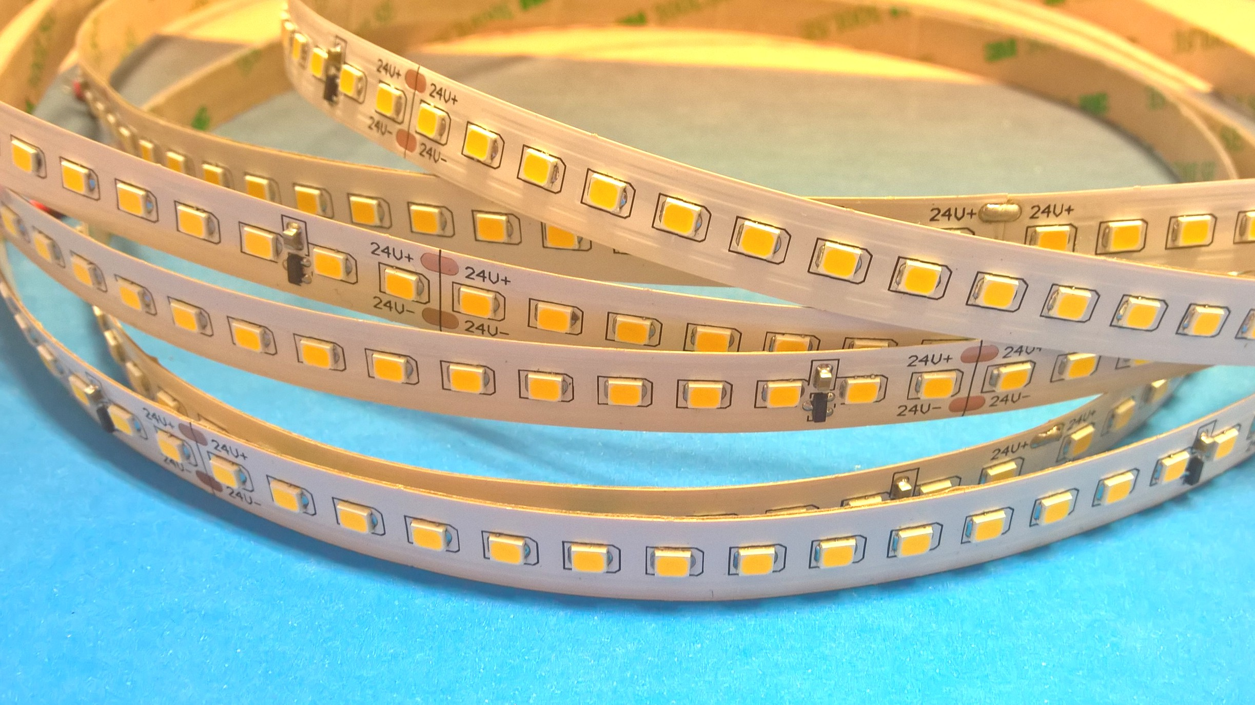 LED strip LST3328W, 14.4W/m