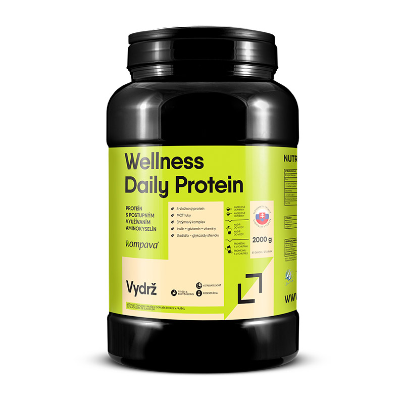 Wellness Daily Protein 65% KOMPAVA