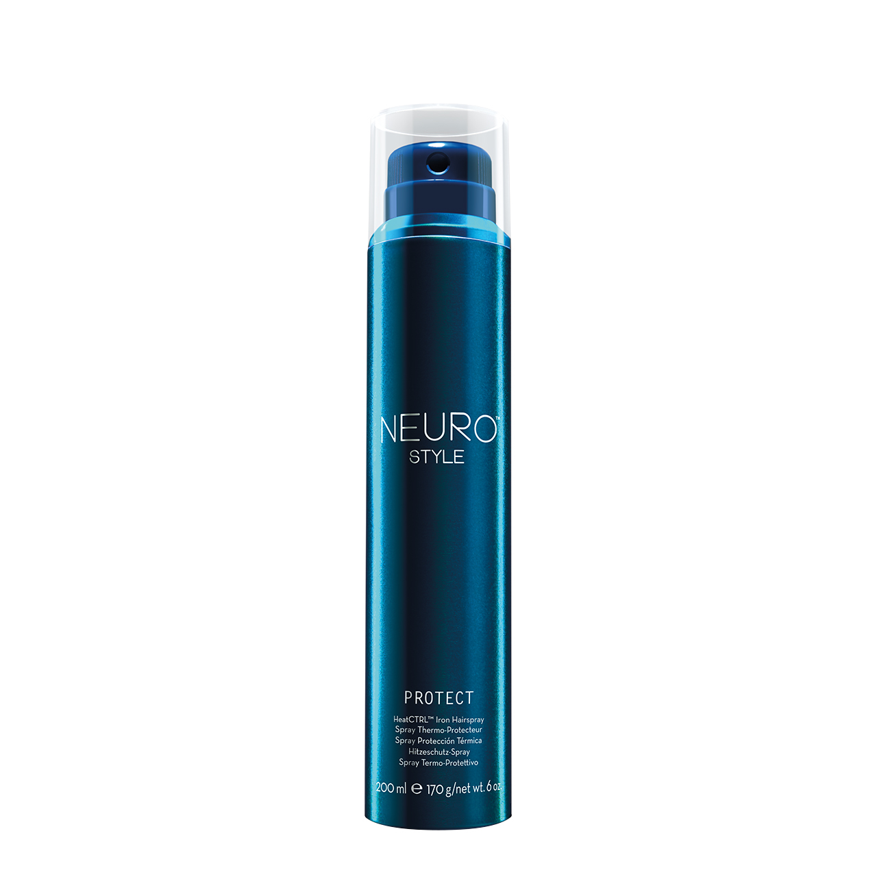 Lak na vlasy Neuro Iron Hairspray (200 ml) | Paul Mitchell
