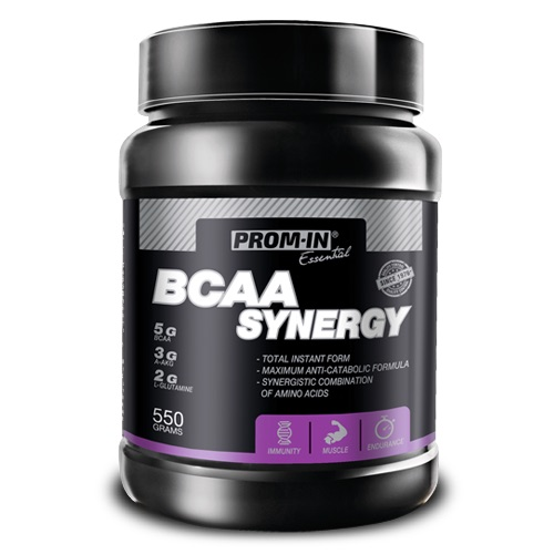 BCAA SYNERGY 550G PROM-IN / 50 dávok