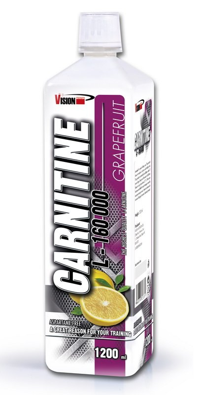 Carnitine L-160 000 - Vision Nutrition