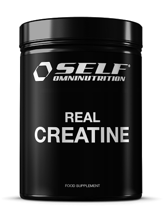 REAL CREATINE 500g - SELF OmniNutrition