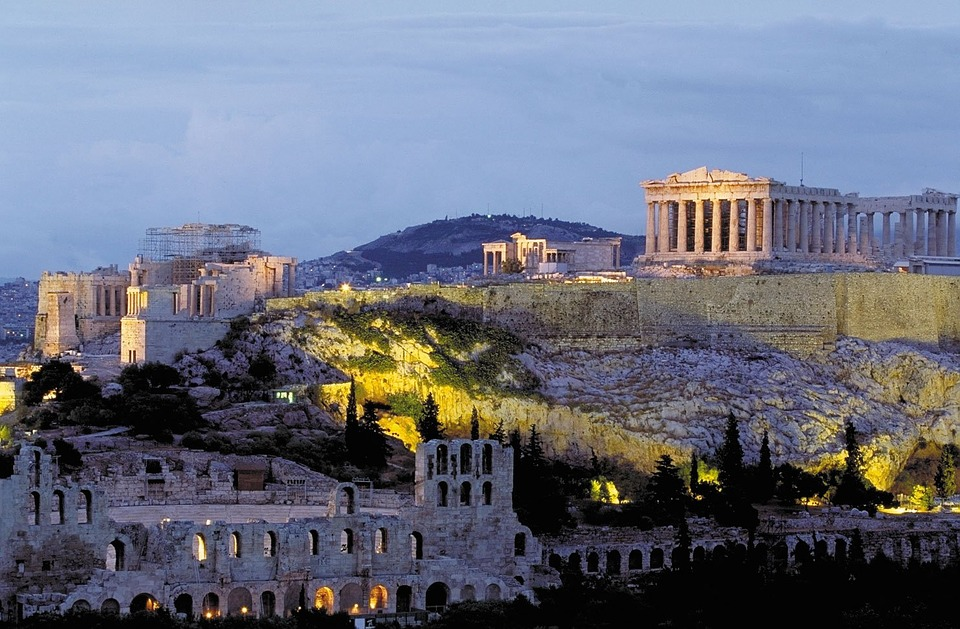 Athens and Rome 5 days