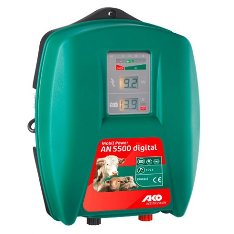 MOBIL POWER AN 5500 DIGITAL, 12V,7,7 J