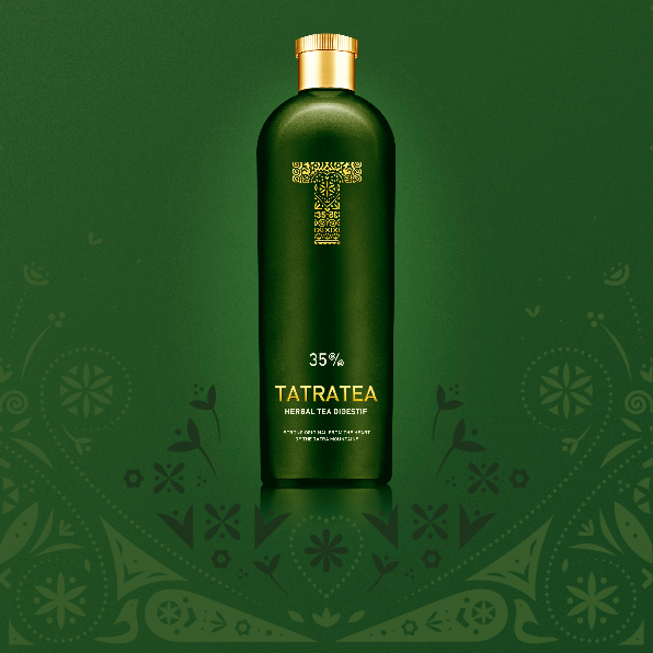 TATRATEA 35 % HERBAL TEA DIGESTIF