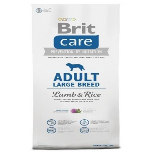Brit care 12kg Adult LB L+R