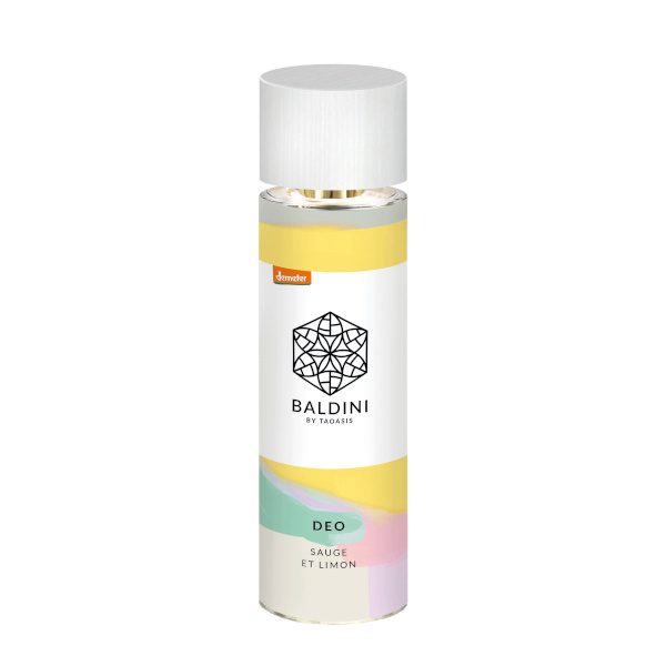 Baldini by Taoasis deodorant citrón 70ml