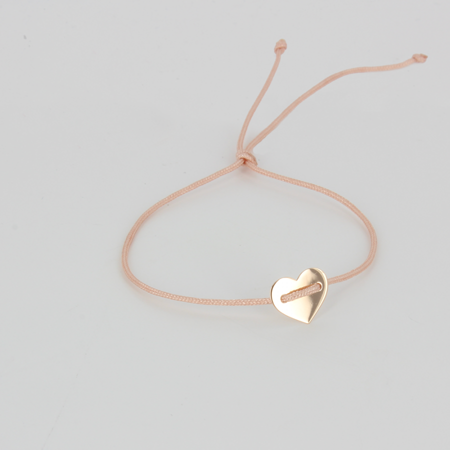 Naramok Mini Gold Heart