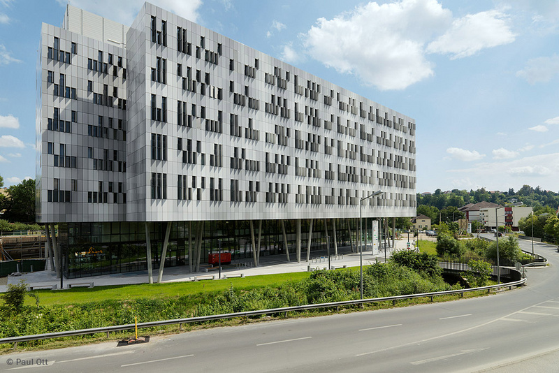 Campus of Medical University of Graz