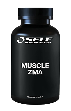 MUSCLE ZMA  120caps. Self Omninutrition