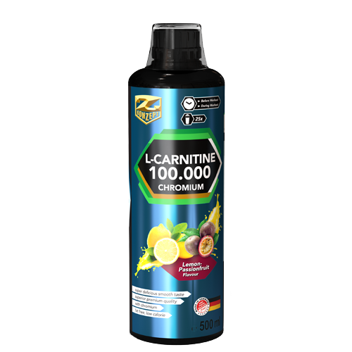 L-Carnitine 100.000 Chromium Liquid