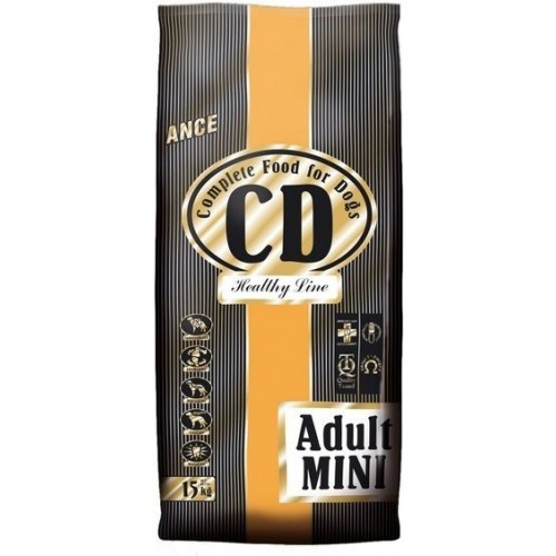 CD Dog 15kg Adult Mini