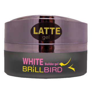LATTE WHITE Builder gel 15ml