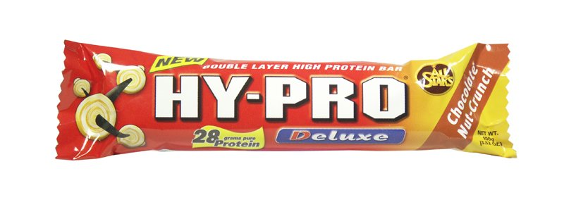 HY - PRO BAR DELUXE 100G ALL STARS