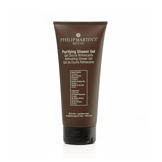 Philip Martin's Purifying shower gel - sprchový šampón 200ml