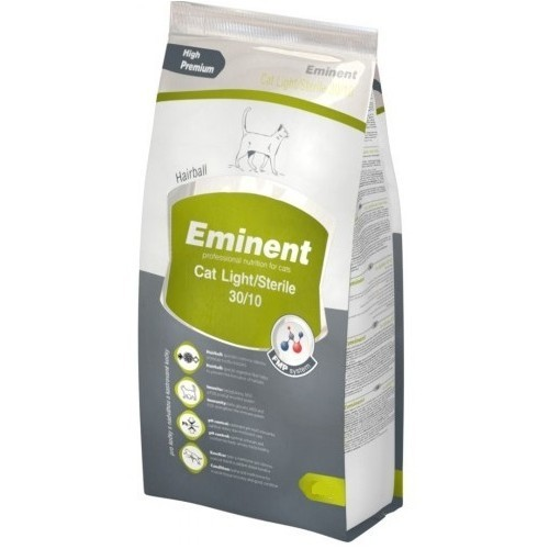Eminent 10+2kg Light-Sterilised cat