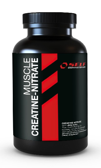 MUSCLE CREATINE NITRATE 180kapsul  SELF
