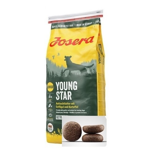 Josera 1,5kg Young Star