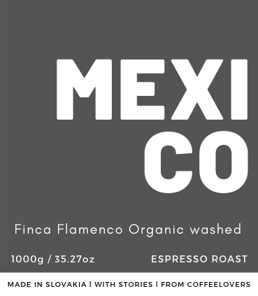 Mexico Finca Flamenco Organic - washed