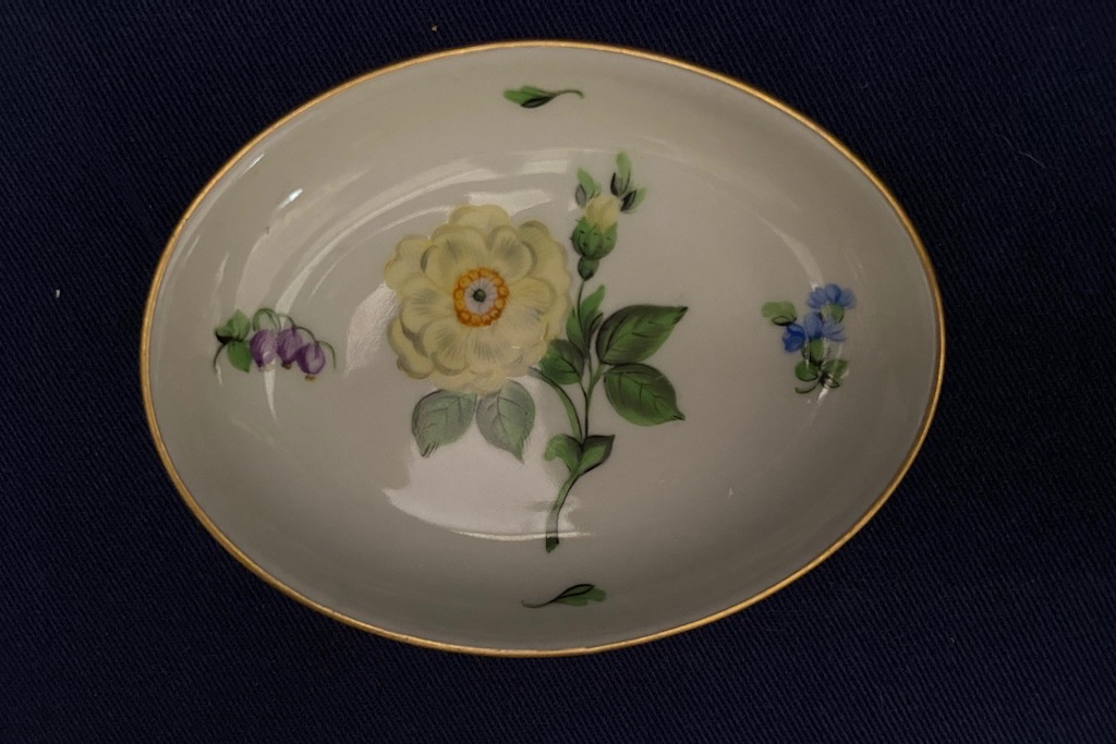 Maly tanierik Plate small HEREND