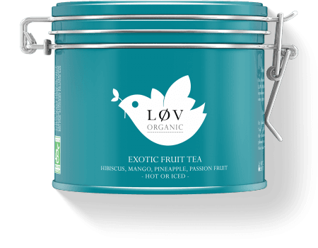 LOV Exotic Fruit Tea 100g