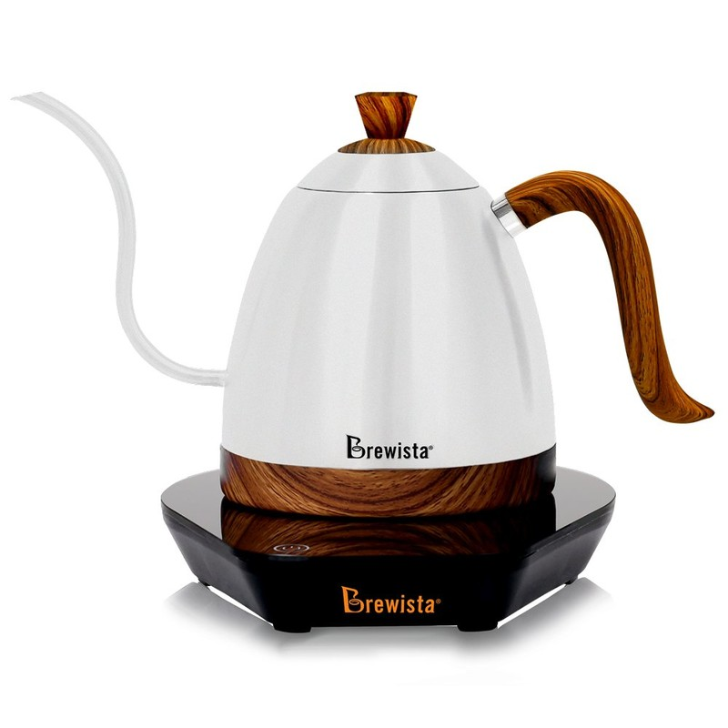 Brewista Artisan 600ml variable kettle white