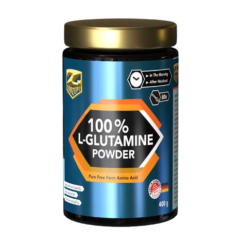 100% L-Glutamine Powder