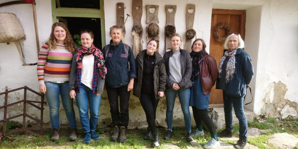 REPORT - Inspiring Identity: how heritage connects community in Southern Slovakia – Lišov Múzeum: