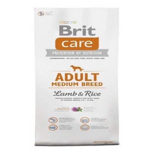 Brit care 12kg Adult MB L+R