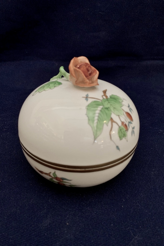 DOZA  TRINKET BOX  HEREND