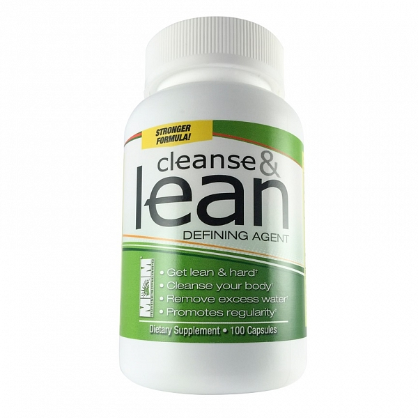 Max Muscle Cleanse and Lean, 100 kps - AKCIA