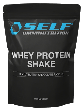 WHEY SHAKE BAG 1000g - SELF OmniNutrition