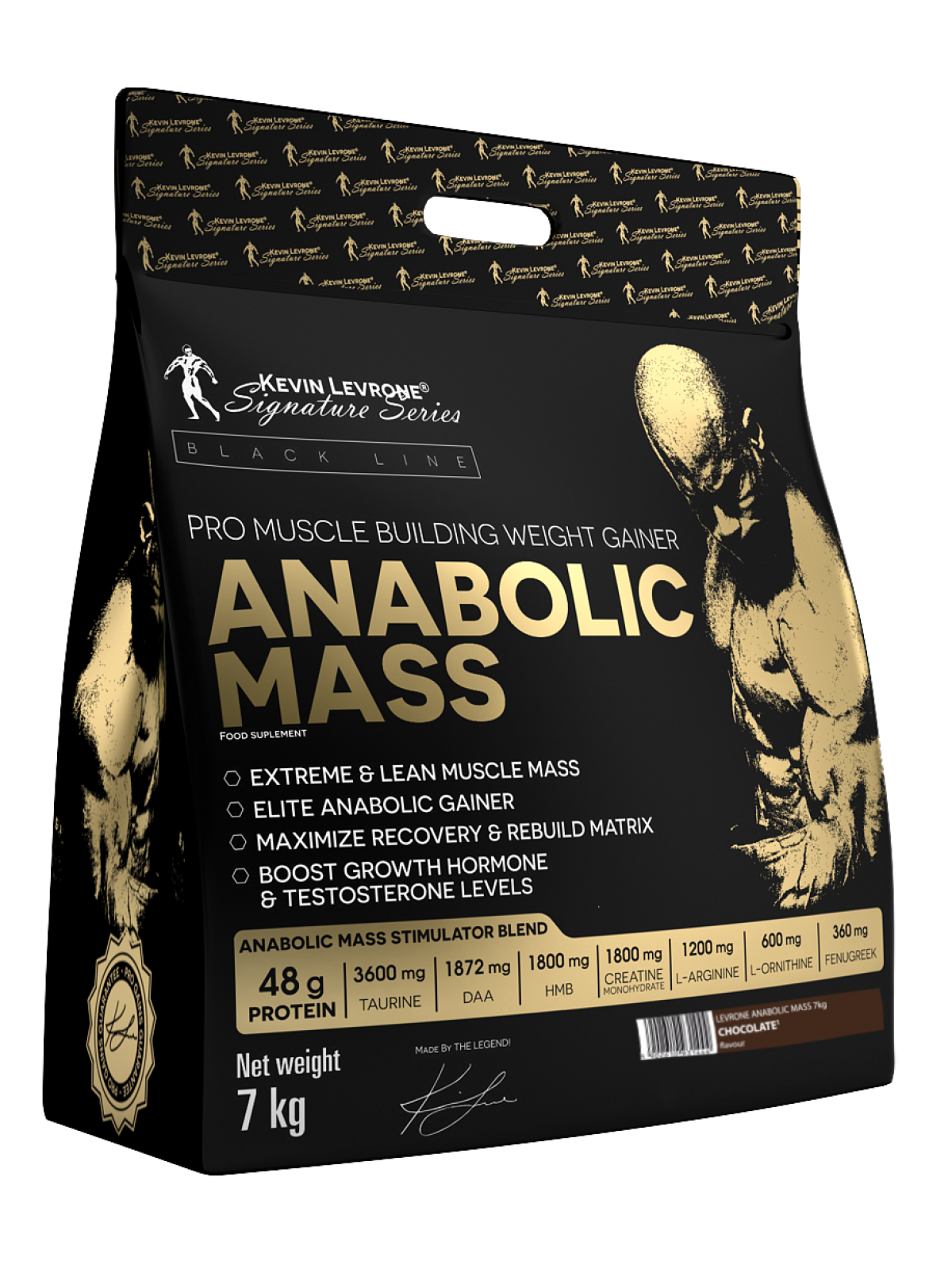 Anabolic Mass 7kg - Kevin Levrone