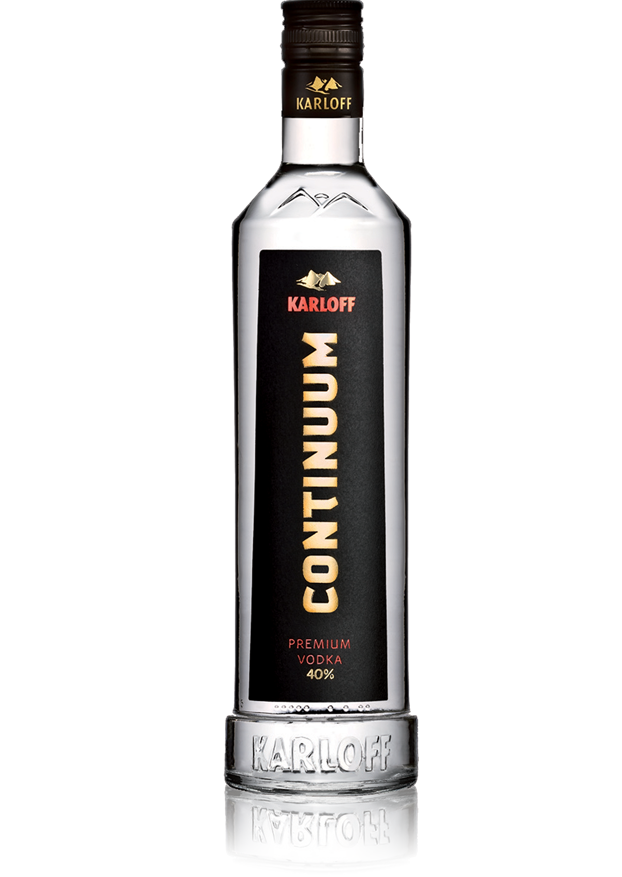 CONTINUUM PREMIUM VODKA 40%
