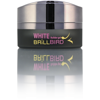WHITE BUILDER GEL 15ml
