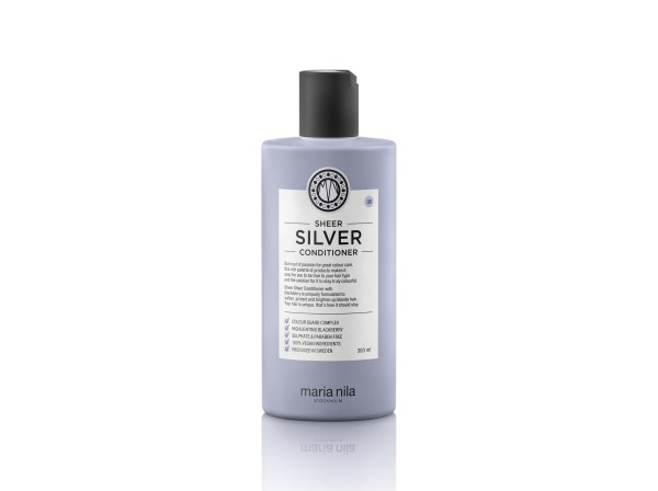 Maria Nila - Sheer Silver: kondicionér 300 ml