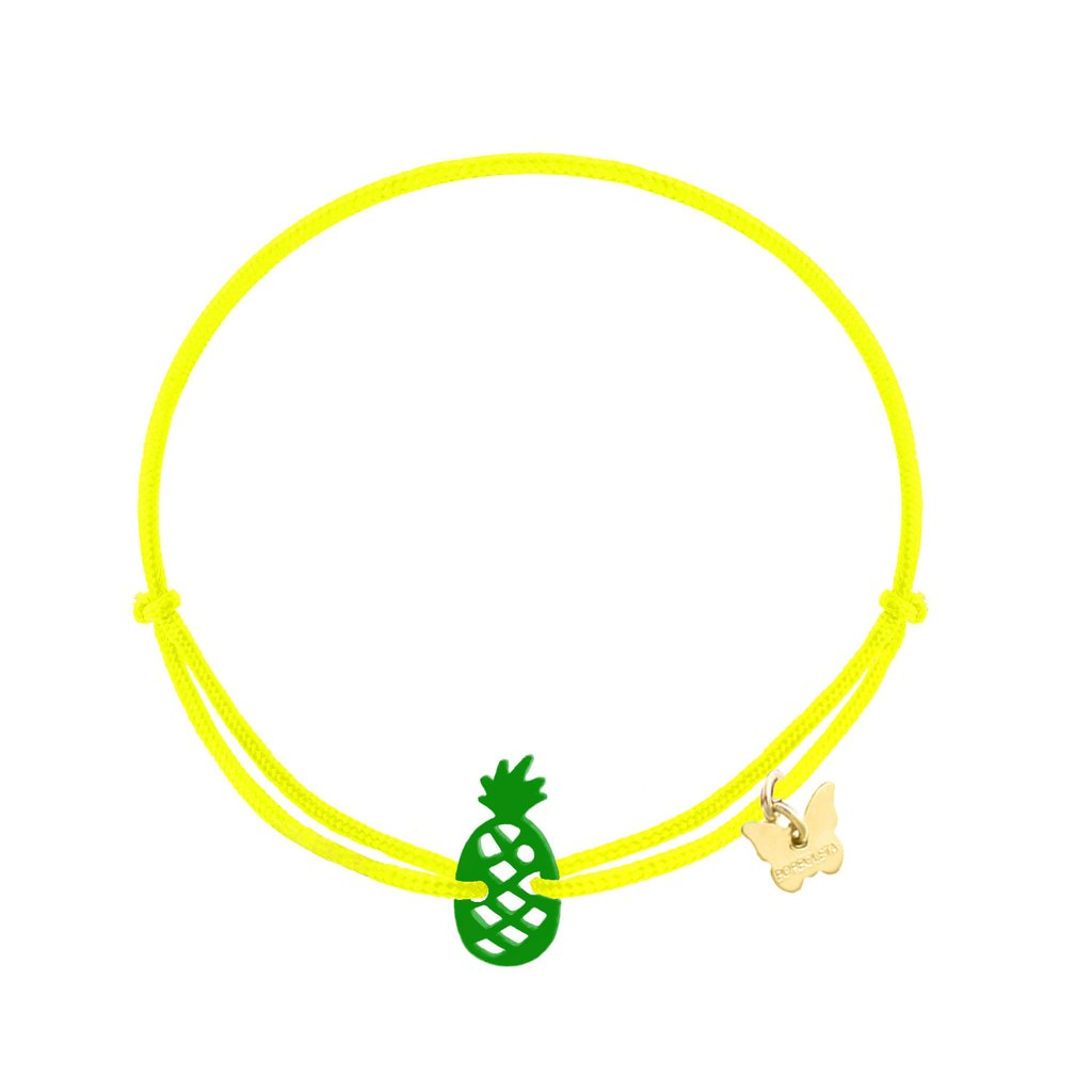 Náramok Candy Tropic Pineapple