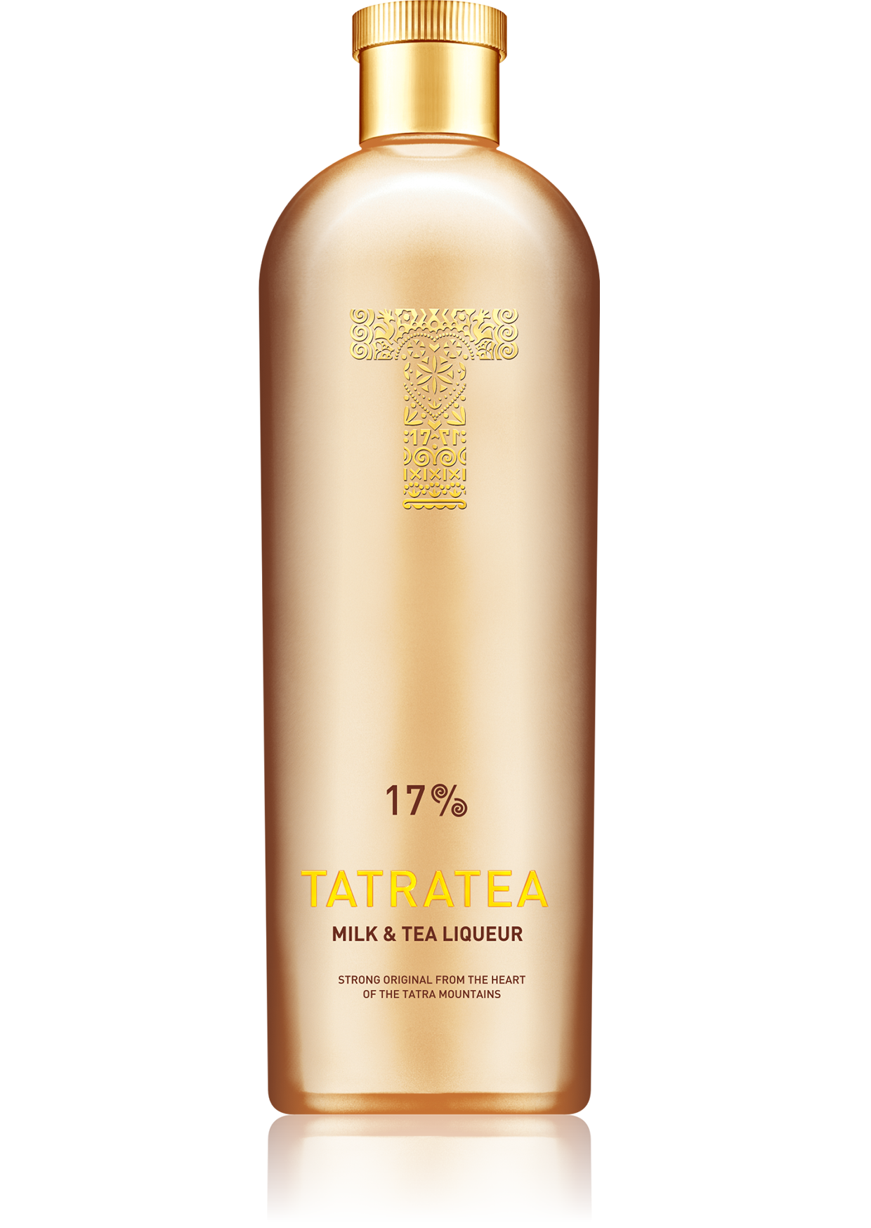 TATRATEA 17 % MILK & TEA