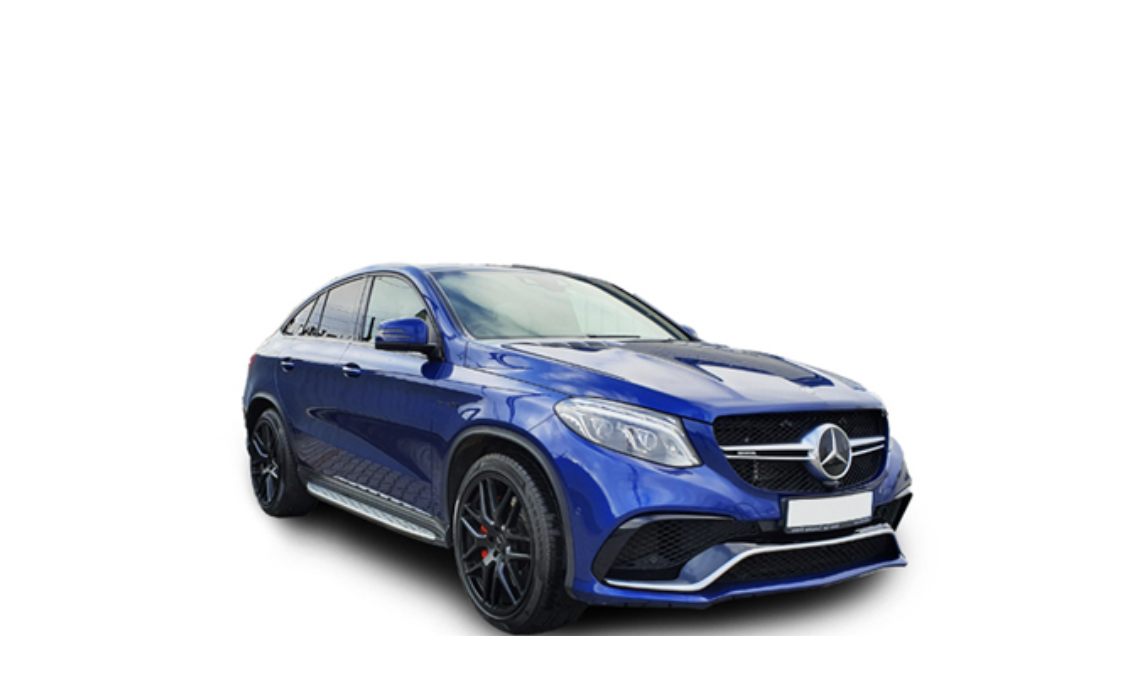 Mercedes GLE 63s coupe