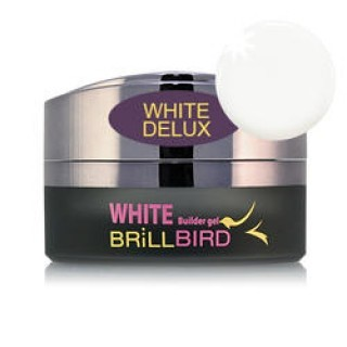 WHITE DELUX BUILDER GEL 15ml