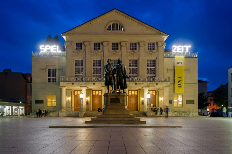 The German National Theater Weimar