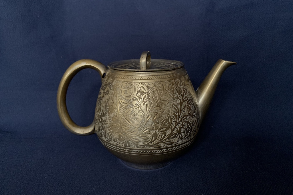 Kovová kanvica Metal kettle