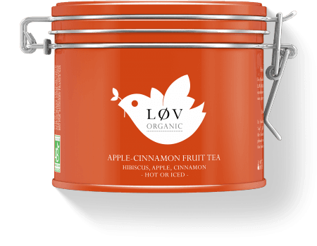 Lov Organic Apple - Cinnamon 100g