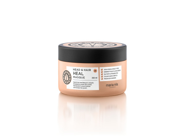 Maria Nila - Head & Hair Heal:  maska  250 ml