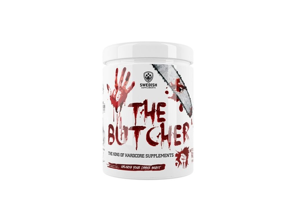 Swedish Supplements The Butcher 525 g