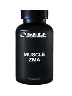 Self - Muscle ZMA 120tbl
