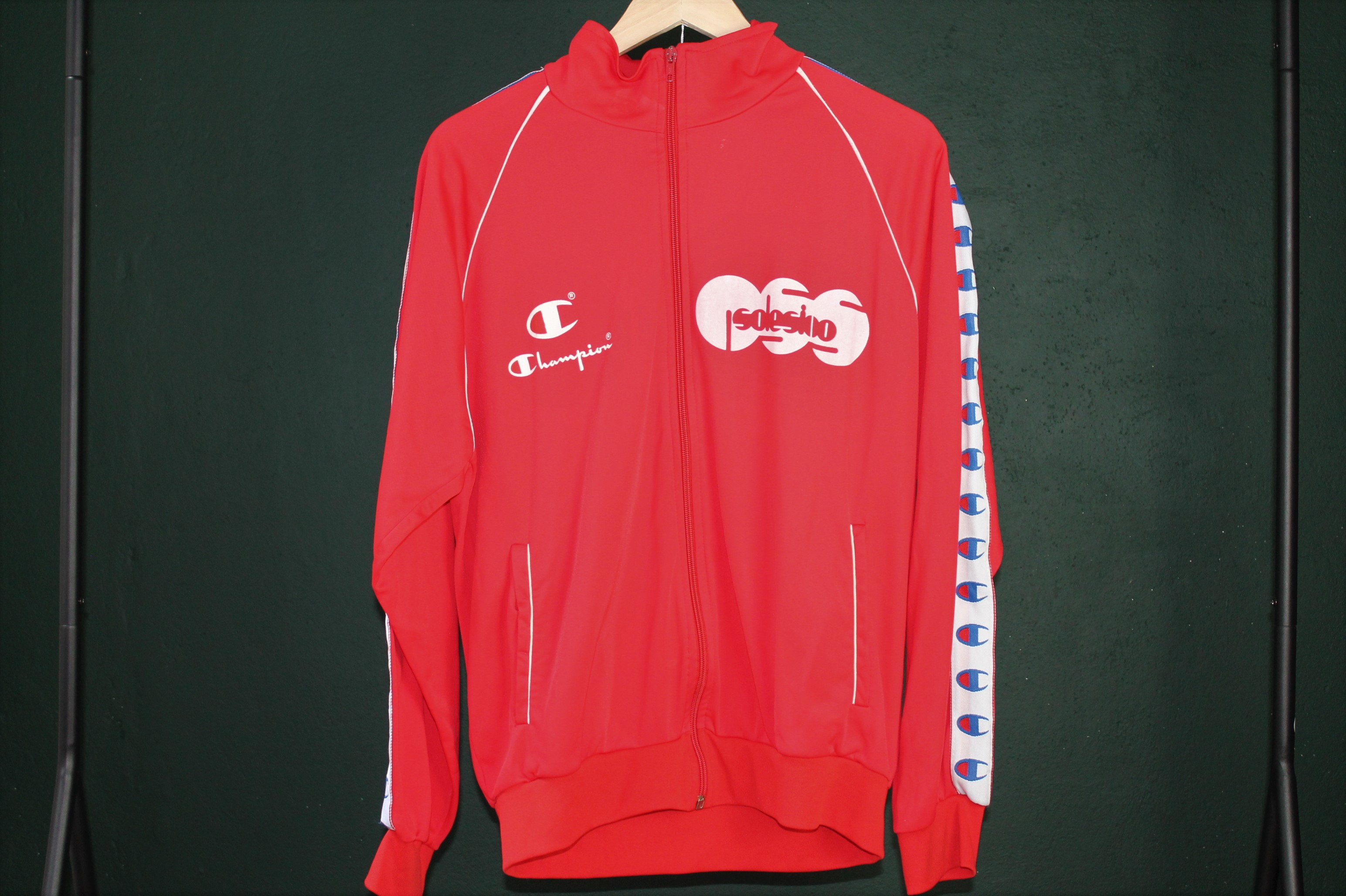 Champion solesino size man M woman L