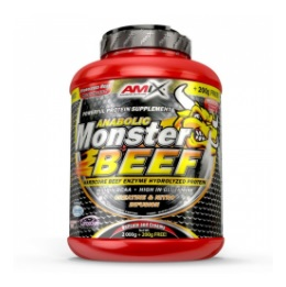 AMIX - Monster Beef Protein 2200g
