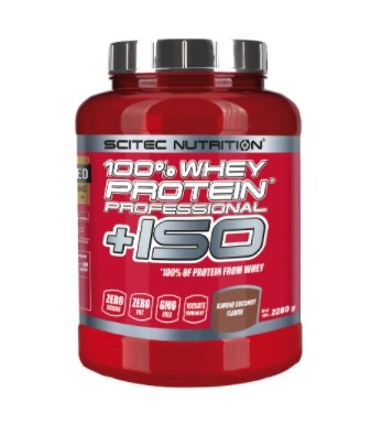 Scitec - 100% Whey Protein Professional + ISO 2280g